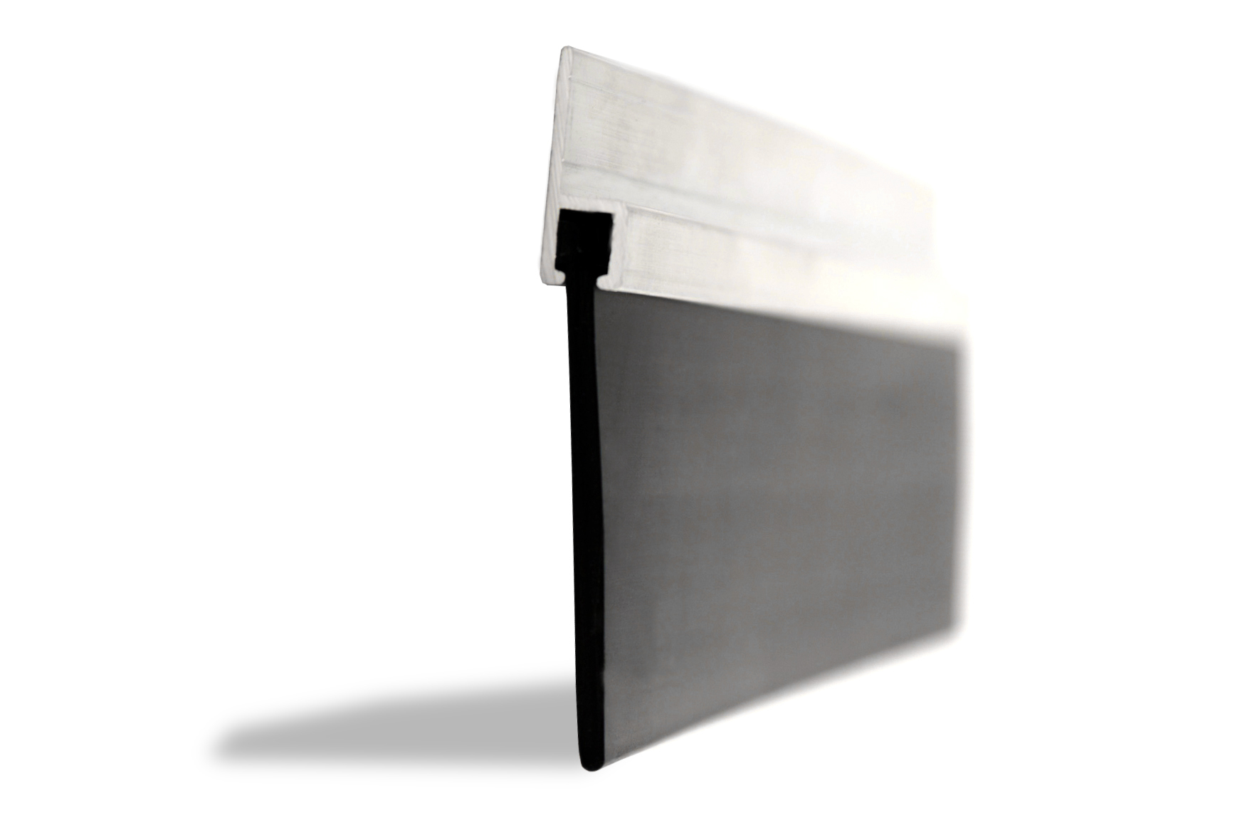 50mm rubber blade garage door seal