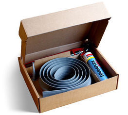 Rubber Floor Seal Kit Grey
